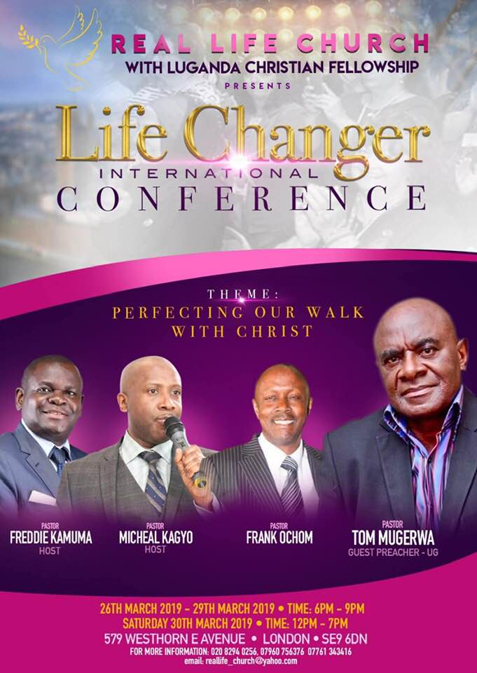 Life Changer International Conference