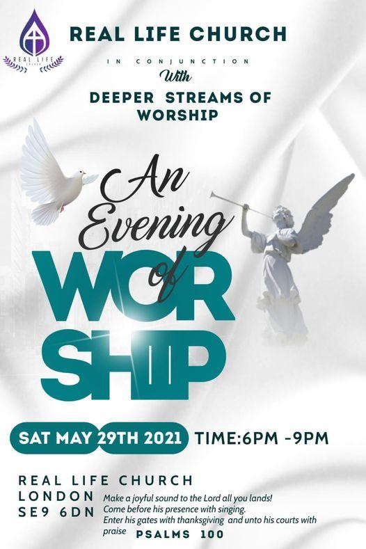 WORSHIP EVENING